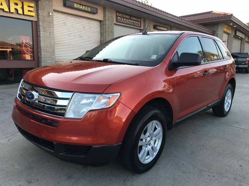 Ford Edge Se Dr Crossover Upland Ca