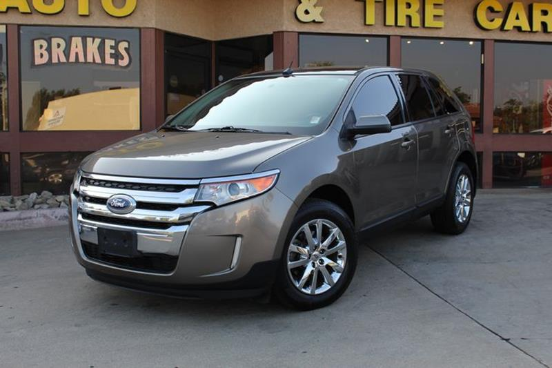 Ford Edge Sel Dr Crossover Upland Ca