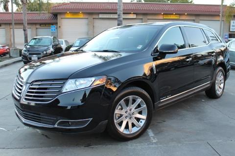 2017 Lincoln MKT Town Car for sale in Upland, CA