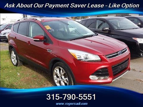 2014 Ford Escape for sale in Yorkville, NY