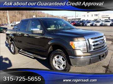 2009 Ford F-150 for sale in Yorkville, NY