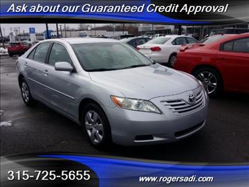 2007 Toyota Camry for sale in Yorkville, NY