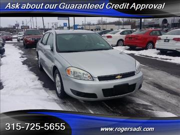 2010 Chevrolet Impala for sale in Yorkville, NY
