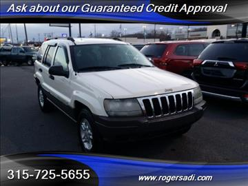 2003 Jeep Grand Cherokee for sale in Yorkville, NY