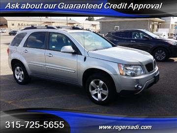 2006 Pontiac Torrent for sale in Yorkville, NY
