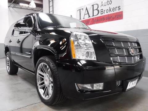 2013 Cadillac Escalade for sale in Chicago, IL