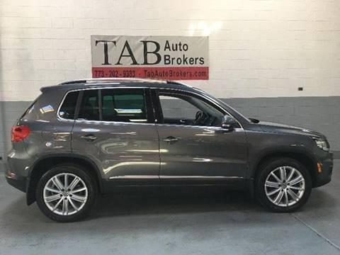 2016 Volkswagen Tiguan for sale in Chicago, IL