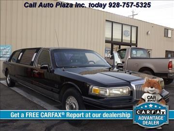 1996 Lincoln Town Car for sale in Kingman, AZ