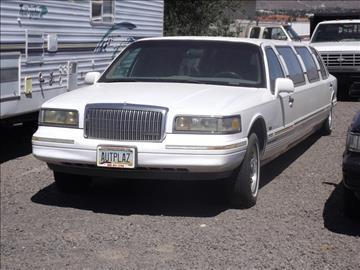 1995 Lincoln Town Car for sale in Kingman, AZ