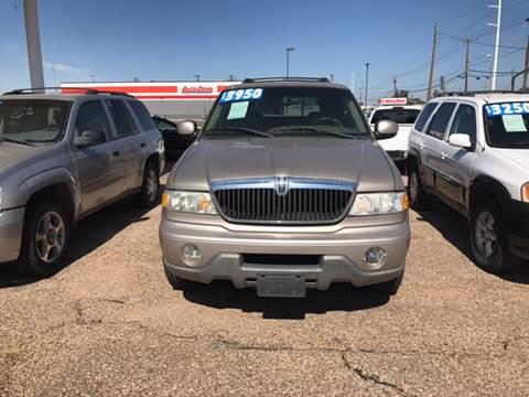 2002 Lincoln Navigator for sale in Lubbock, TX