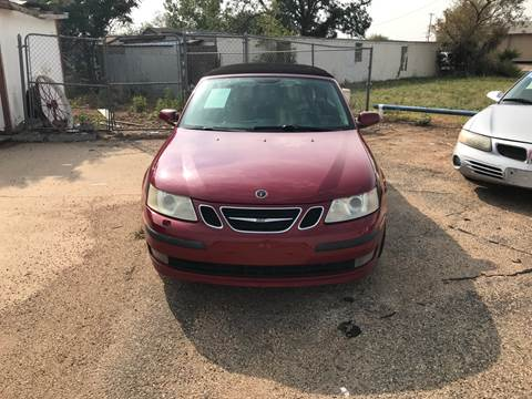 2006 Saab 9-3 for sale in Lubbock, TX