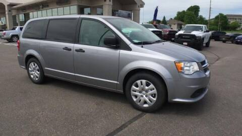 2019 Dodge Grand Caravan for sale at Waconia Auto Detail in Waconia MN
