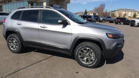 2020 Jeep Cherokee for sale at Waconia Auto Detail in Waconia MN