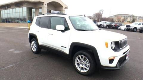 2020 Jeep Renegade for sale at Waconia Auto Detail in Waconia MN