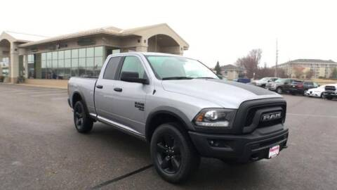 2020 RAM Ram Pickup 1500 Classic for sale at Waconia Auto Detail in Waconia MN