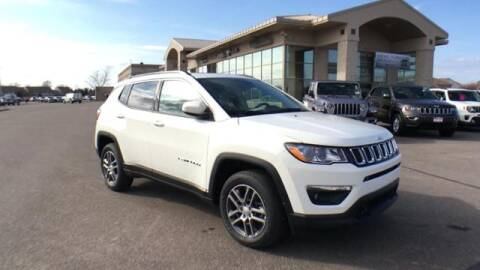 2020 Jeep Compass for sale at Waconia Auto Detail in Waconia MN