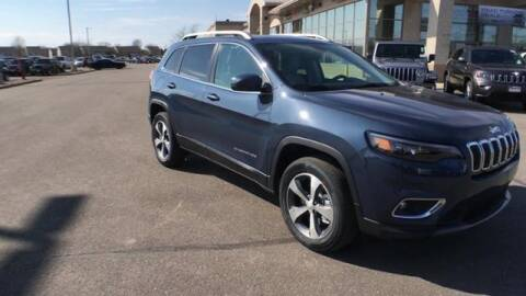 2020 Jeep Cherokee Limited for sale at Waconia Auto Detail in Waconia MN