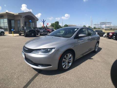 2016 Chrysler 200 for sale at Waconia Auto Detail in Waconia MN