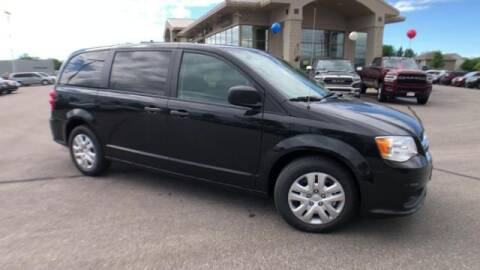 2020 Dodge Grand Caravan for sale at Waconia Auto Detail in Waconia MN