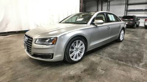 2015 Audi A8 L for sale at Waconia Auto Detail in Waconia MN