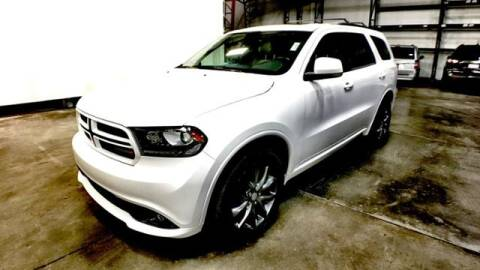2017 Dodge Durango for sale at Waconia Auto Detail in Waconia MN