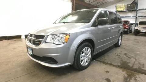 2015 Dodge Grand Caravan for sale at Waconia Auto Detail in Waconia MN