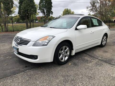 2008 Nissan Altima for sale at Waconia Auto Detail in Waconia MN