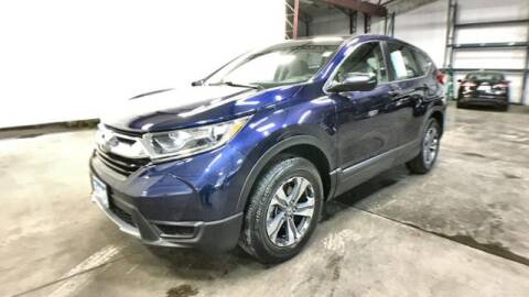 2017 Honda CR-V for sale at Waconia Auto Detail in Waconia MN