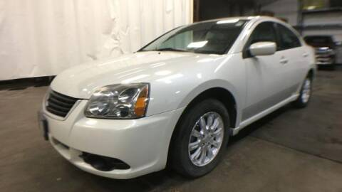 2009 Mitsubishi Galant for sale at Waconia Auto Detail in Waconia MN