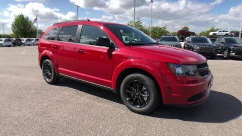 2020 Dodge Journey for sale at Waconia Auto Detail in Waconia MN
