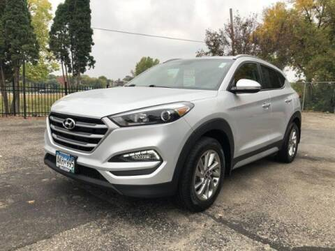 2017 Hyundai Tucson for sale at Waconia Auto Detail in Waconia MN