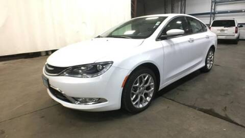 2015 Chrysler 200 for sale at Waconia Auto Detail in Waconia MN