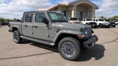 2021 Jeep Gladiator for sale at Waconia Auto Detail in Waconia MN