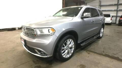 2015 Dodge Durango for sale at Waconia Auto Detail in Waconia MN