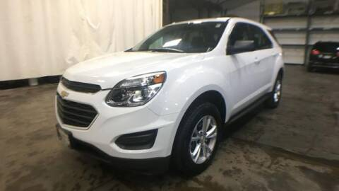 2017 Chevrolet Equinox for sale at Waconia Auto Detail in Waconia MN