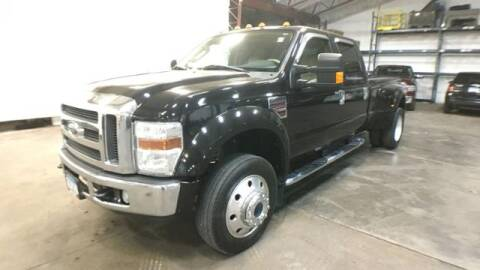 2008 Ford F-450 Super Duty for sale at Waconia Auto Detail in Waconia MN