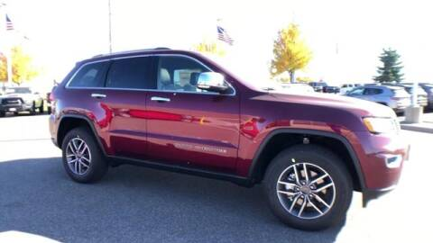2020 Jeep Grand Cherokee for sale at Waconia Auto Detail in Waconia MN