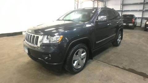 2013 Jeep Grand Cherokee for sale at Waconia Auto Detail in Waconia MN