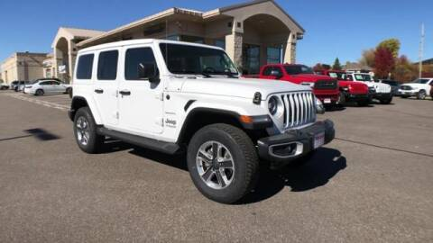 2021 Jeep Wrangler Unlimited for sale at Waconia Auto Detail in Waconia MN