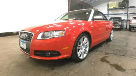 2007 Audi S4 for sale at Waconia Auto Detail in Waconia MN