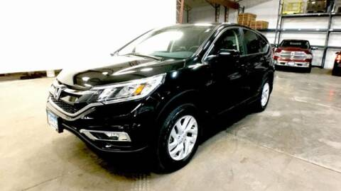2016 Honda CR-V for sale at Waconia Auto Detail in Waconia MN