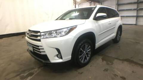 2017 Toyota Highlander for sale at Waconia Auto Detail in Waconia MN