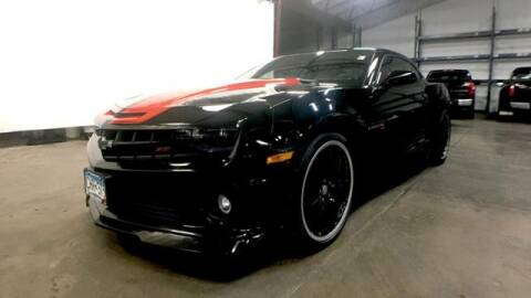 2011 Chevrolet Camaro for sale at Waconia Auto Detail in Waconia MN