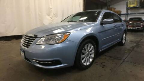 2012 Chrysler 200 for sale at Waconia Auto Detail in Waconia MN
