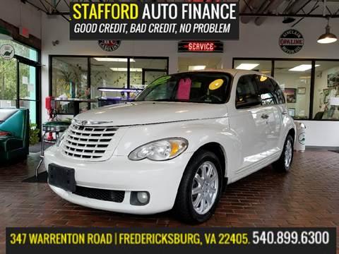 2009 Chrysler PT Cruiser for sale in Fredericksburg, VA