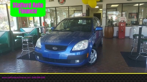 2006 Kia Rio5 For Sale In Fresno Ca Carsforsale