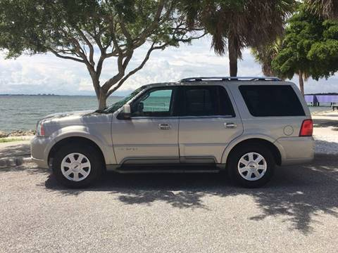 2004 Lincoln Navigator for sale in Sarasota, FL