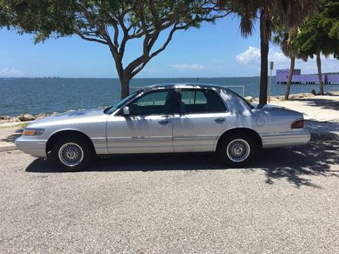 1997 Mercury Grand Marquis for sale in Sarasota, FL