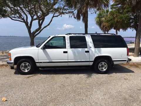 1998 Chevrolet Suburban for sale in Sarasota, FL