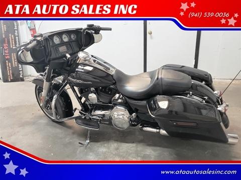 2016 Harley-Davidson FLHX STREET GLIDE for sale in Sarasota, FL